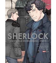 Sherlock N°4 Escándalo en Belgravia Parte 1