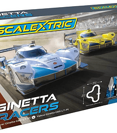 Scalextric Ginetta Racers Race Set