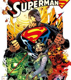 Universo DC Renacimiento - Superman N.1