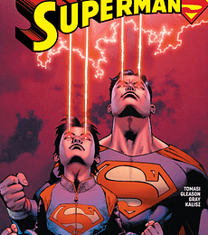 Universo DC Renacimiento - Superman N.3