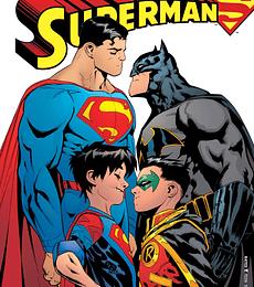 Universo DC Renacimiento - Superman N.5