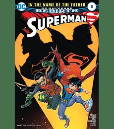 Universo DC Renacimiento - Superman N.6