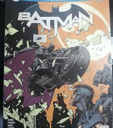 Universo DC Renacimiento - Batman N.2