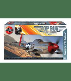 Top Gun Maverick's P-51D Mustang
