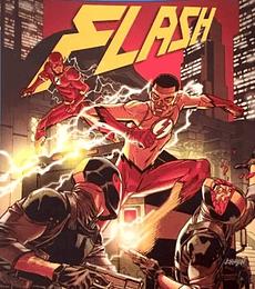 Universo DC Renacimiento - Flash N.4