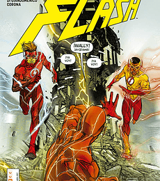 Universo DC Renacimiento - Flash N.5