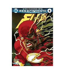 Universo DC Renacimiento - Flash N.6