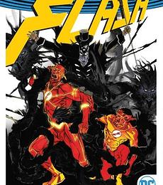 Universo DC Renacimiento - Flash Vol.2 La Velocidad de la Oscuridad