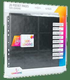24 Pocket Pages Side Loading Gamegenic