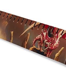 Playmat Dragon Shield: Rubis Incoming