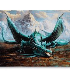 Playmat Dragon Shield: Cor the Hungry Heart