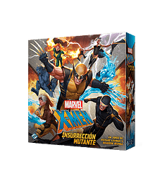 Preventa - X-Men Insurrección Mutante