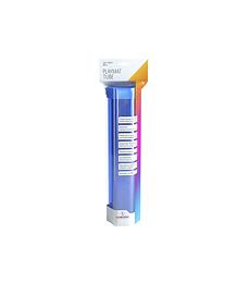 Porta Playmat GameGenic: Playmat Tube - Azul
