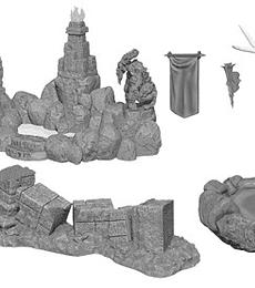 Figura D&D Pools & Pillars