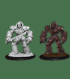 Figura D&D Iron Golem