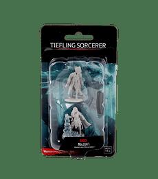 Figura D&D Female Tiefling Sorcerer