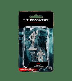 Figura D&D Male Tiefling Sorcerer