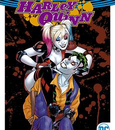 Harley Queen Vol.2 El Joker ama a Harley
