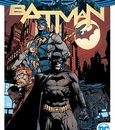Batman Vol.1 Yo soy Gotham