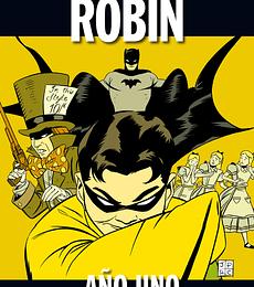 DC Colección Vol.23 Robin: Año Uno