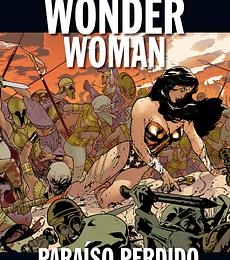 DC Colección Vol.21 Wonder Woman: Paraíso Perdido