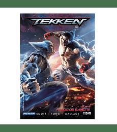 Tekken Feudo de Sangre 2 de 4