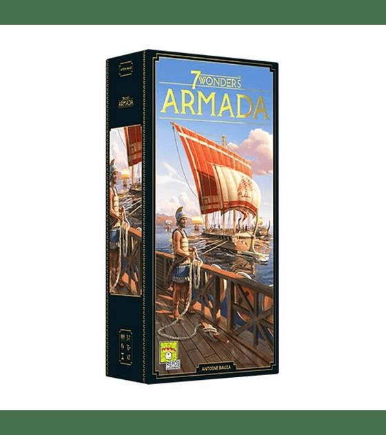 7 Wonders exp. Armada