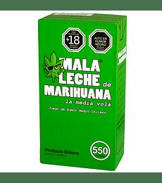 Preventa - Mala Leche de Marihuana
