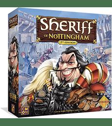 Sheriff de Nothingham 2° Edicion