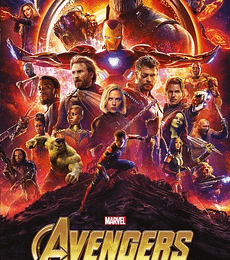 UCM Preludio Avengers Infinity War