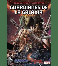 Secret Wars N.6 Los Guardianes de la Galaxia