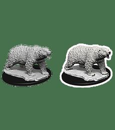 Figura D&D Polar Bear