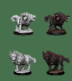 Figura D&D Death Dog