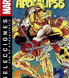 X-Men La Era de Apocalipsis Vol. 1-2-3