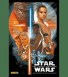 Star Wars El Despertar de la Fuerza HC