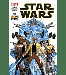 STAR WARS (2015) N.1 - Portada A