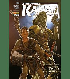 Star Wars Kanan El Último Padawan N.4