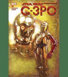 Star Wars Lando + C3PO