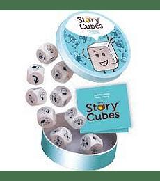 Story Cubes: Acciones - Eco