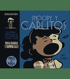 Snoopy y Carlitos 1953 - 1954