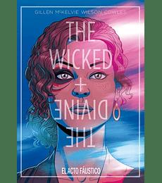 The Wicked and The Divine El Acto Fáustico