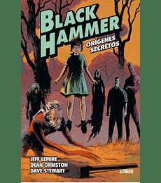 Black Hammer Orígenes Secretos