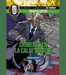 Clasicos de la Literatura: Los Crímenes de la Calle Morgue