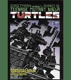 Tortugas Ninja Vol.1 La Saga Original