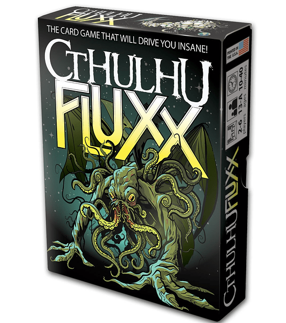 Fluxx Cthulu