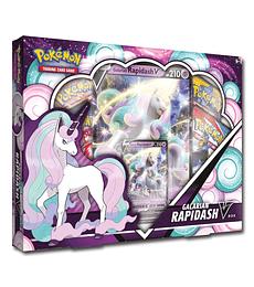 Galarian Rapidash V Box (Español)