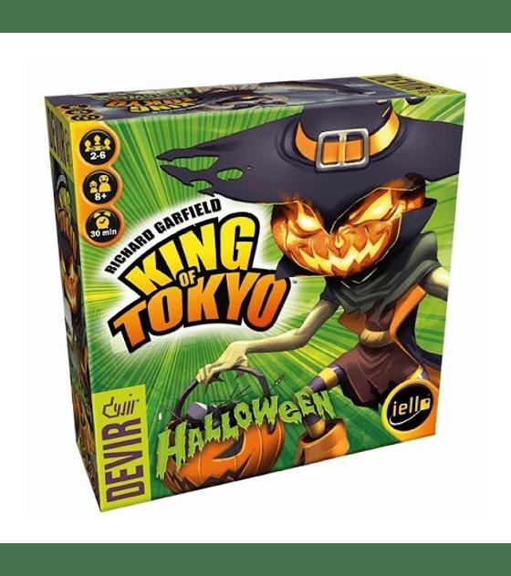 King of Tokyo exp. Halloween