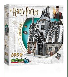 Puzzle 3D 395 Pcs - Las Tres Escobas de Hogsmeade