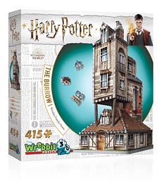 Puzzle 3D 415 Pcs - La Madriguera
