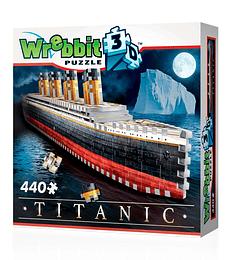 Puzzle 3D 440 Pcs - Titanic